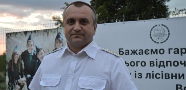 Віктор Данилюк: «Наші ліси відкриті для людей»