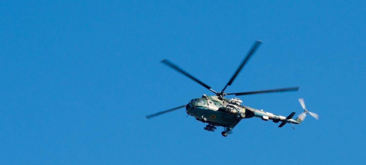 Для пошуків Веремійчика знайшли гелікоптер. Потрібні кошти