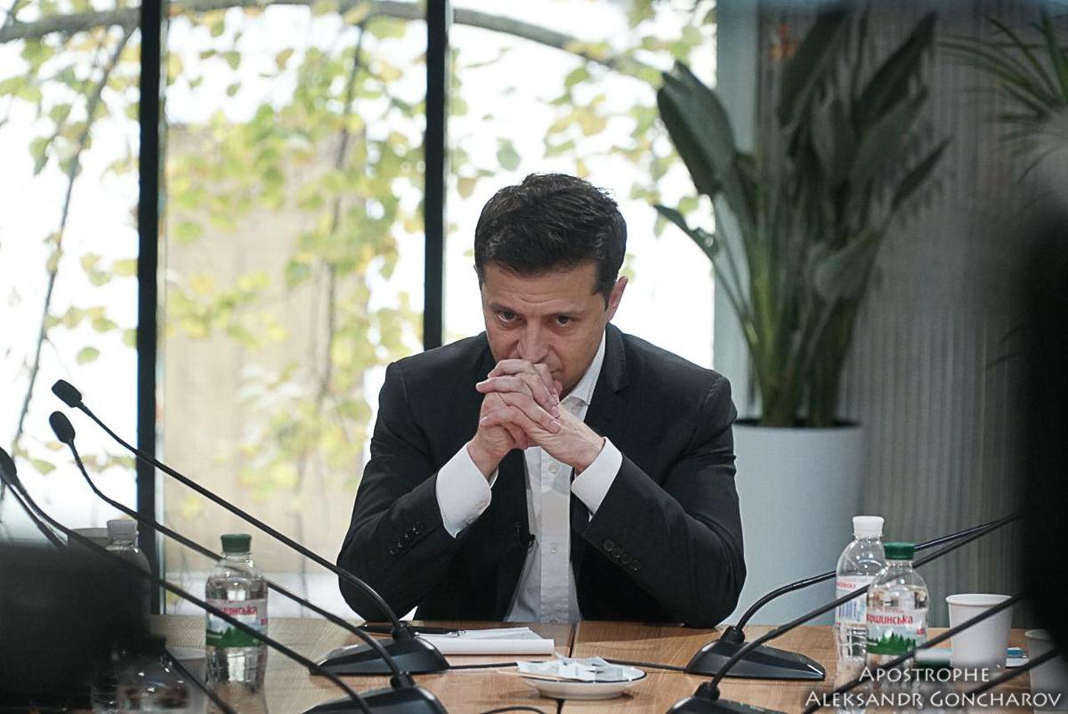 Зеленський заборонить перевірки ФОПів протягом 2 років