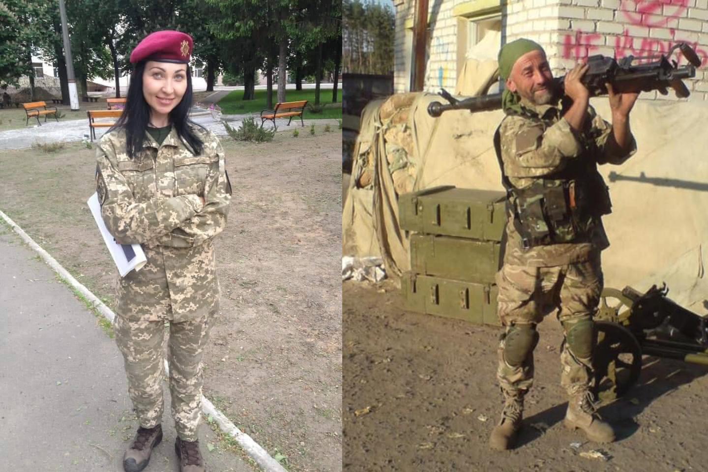 Донька «айдарівця»: снайпер «скосив» військову ЗСУ через чотири роки після загибелі батька-атовця (фото)