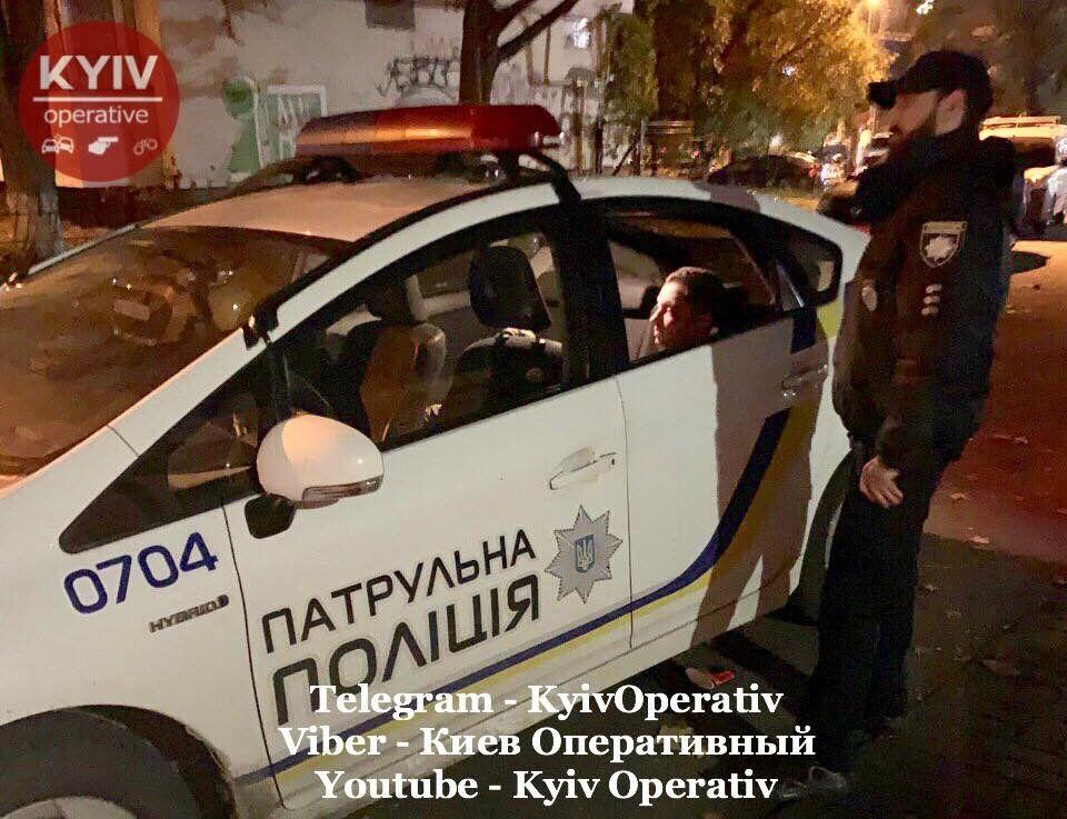 П'яні військові прострелили атошнику обидві ноги (фото, відео)