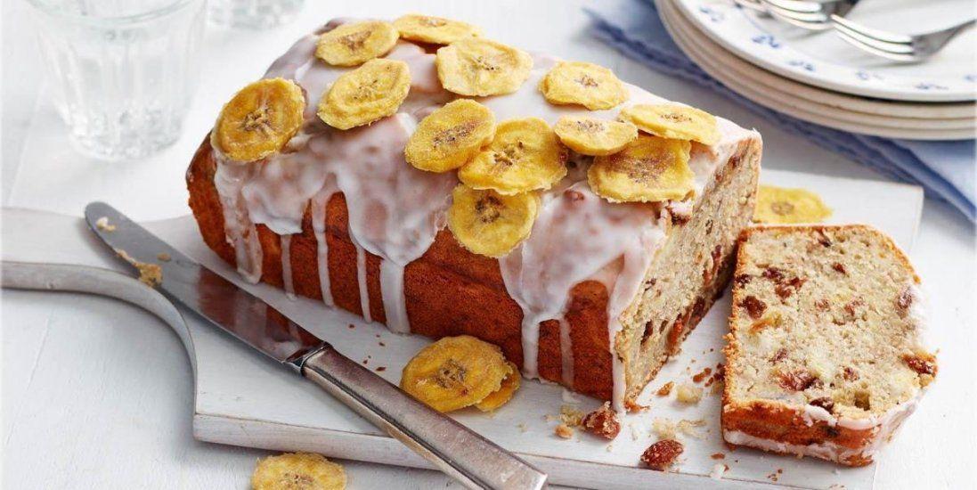 Твій корисний сніданок: банановий хліб