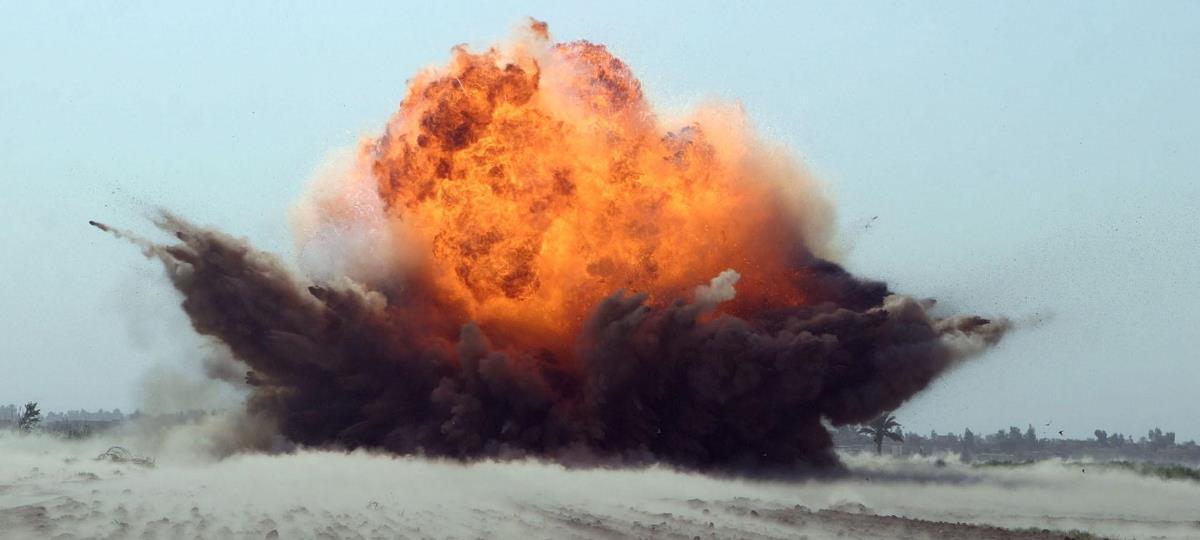 Зона ООС: бійці постраждали через вибухи