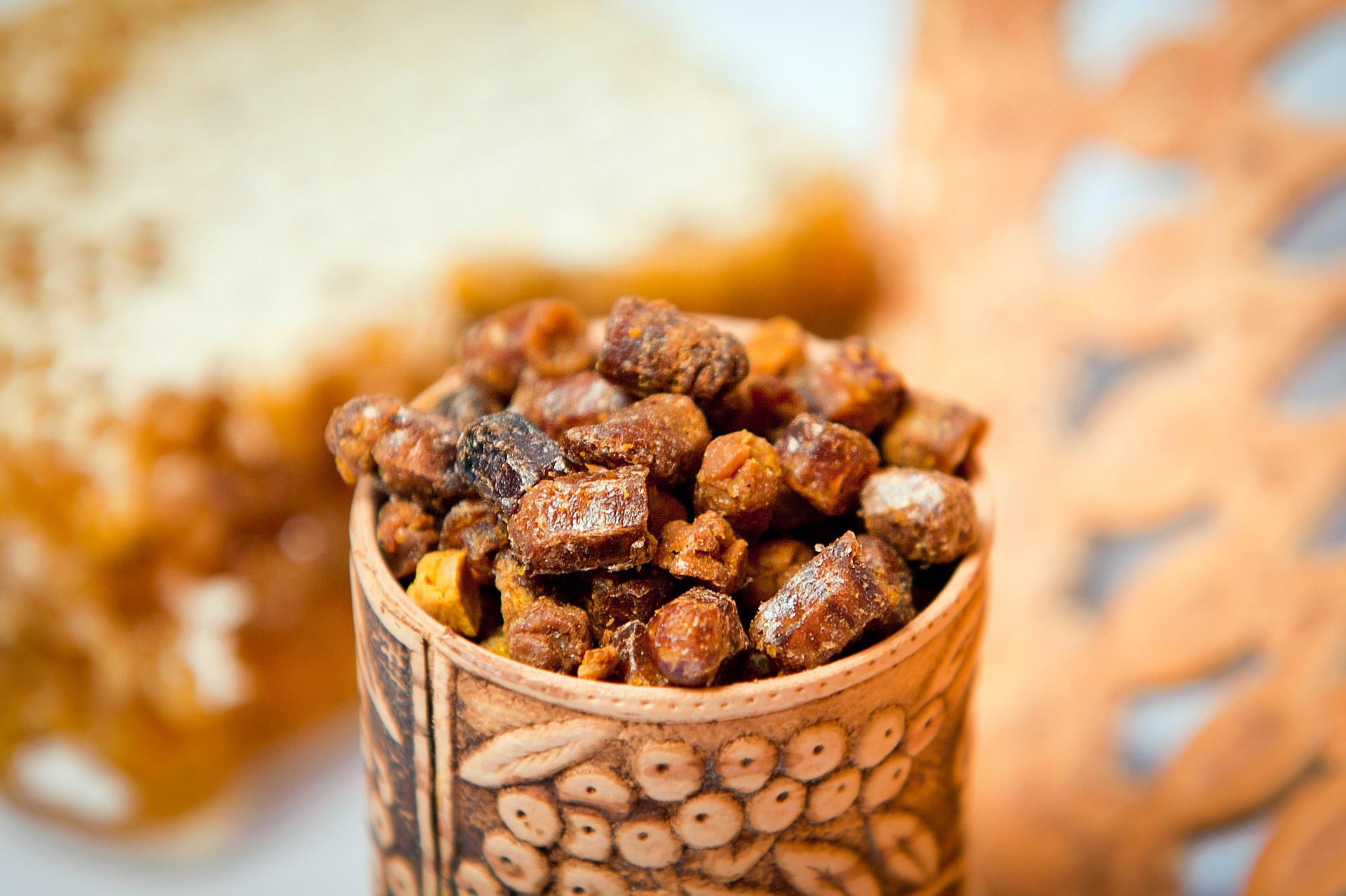 Протигрипозний засіб від бджоли-цілительки