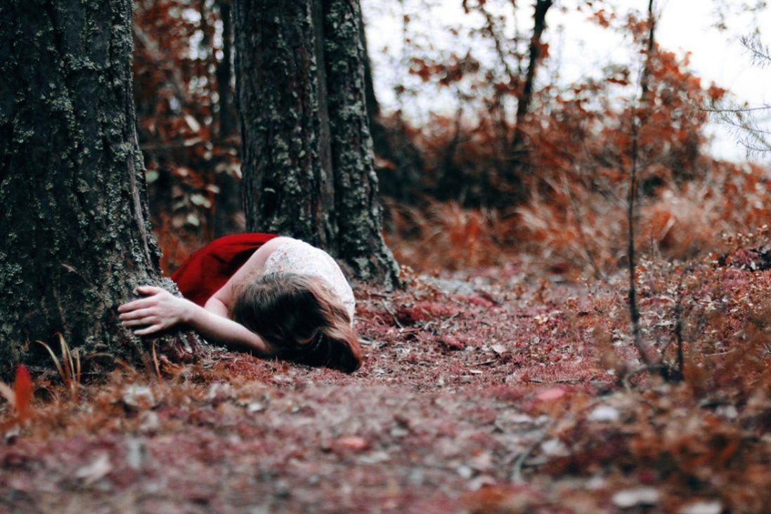 Вивіз у ліс в наручниках: під Києвомчоловік викрав і звіряче вбив екс-дружину (фото)