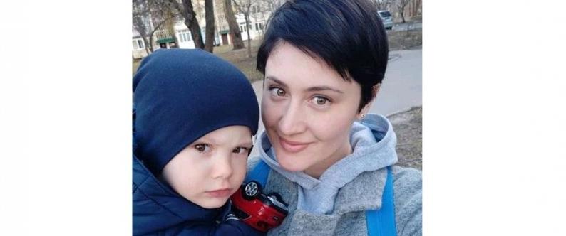 Самотній мамі, яка виховує дитину з інвалідністю, потрібна допомога