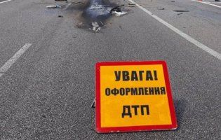 ДТП паралізувала рух вулицею в Луцьку (відео)