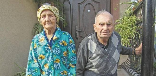 Найстарше подружжя Прикарпаття прожило у парі 70 років