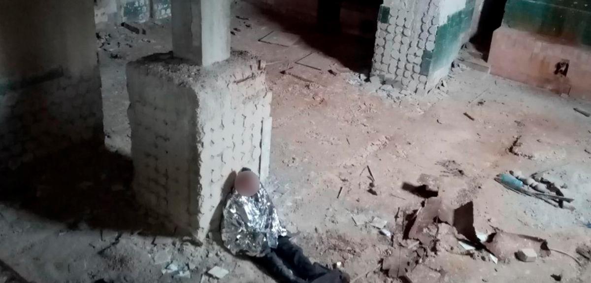 У Луцьку чоловік впав у підвал з триметрової висоти (фото)