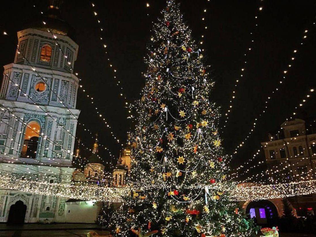 Якою буде головна новорічна ялинка України