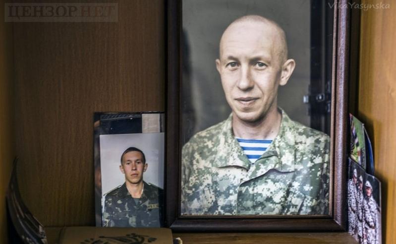 Він говорив: «Яофіцер. Мені неможна живим даватися вполон», — дружина Героя АТО з Волині Володимира Кияна