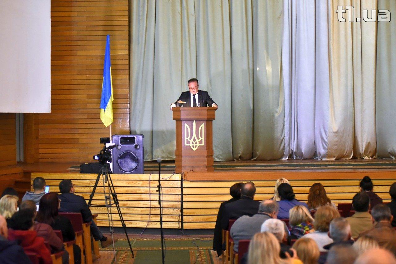Ігор Коцан з суттєвим відривом перемагає на виборах ректора СНУ, — опитування