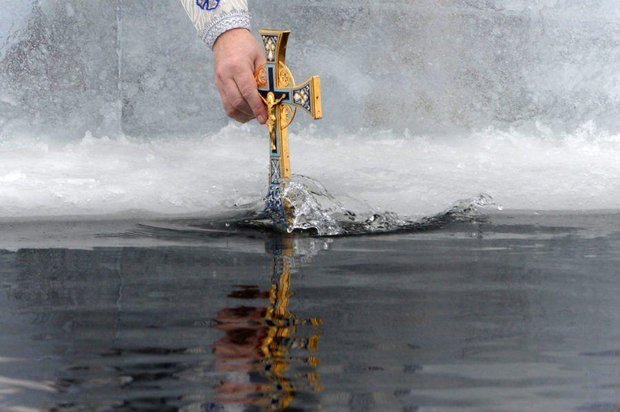 Як свячена вода прогнала гостю з потойбіччя