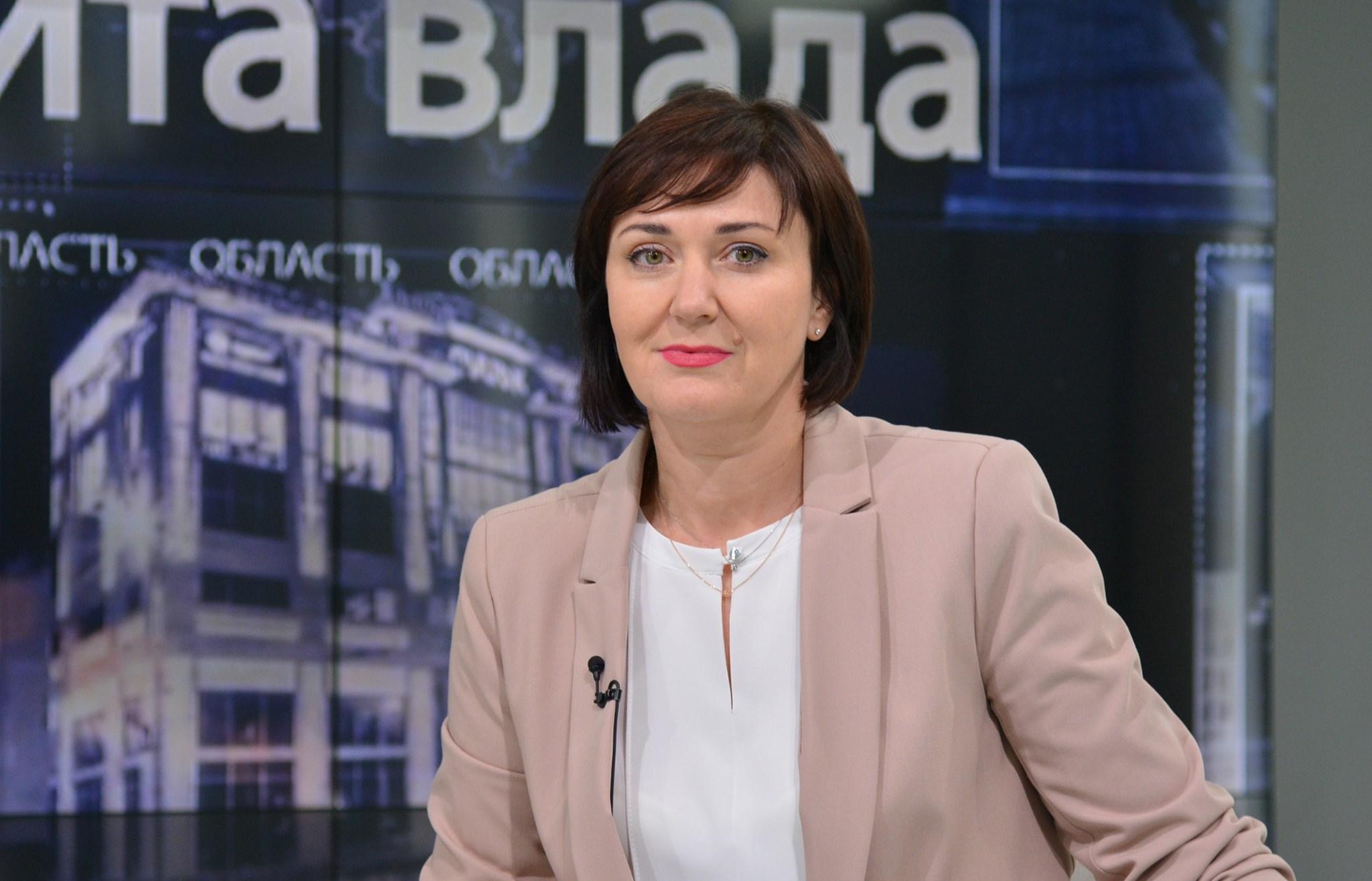 Про що мріє та чим живе голова Волинської облради Ірина Вахович