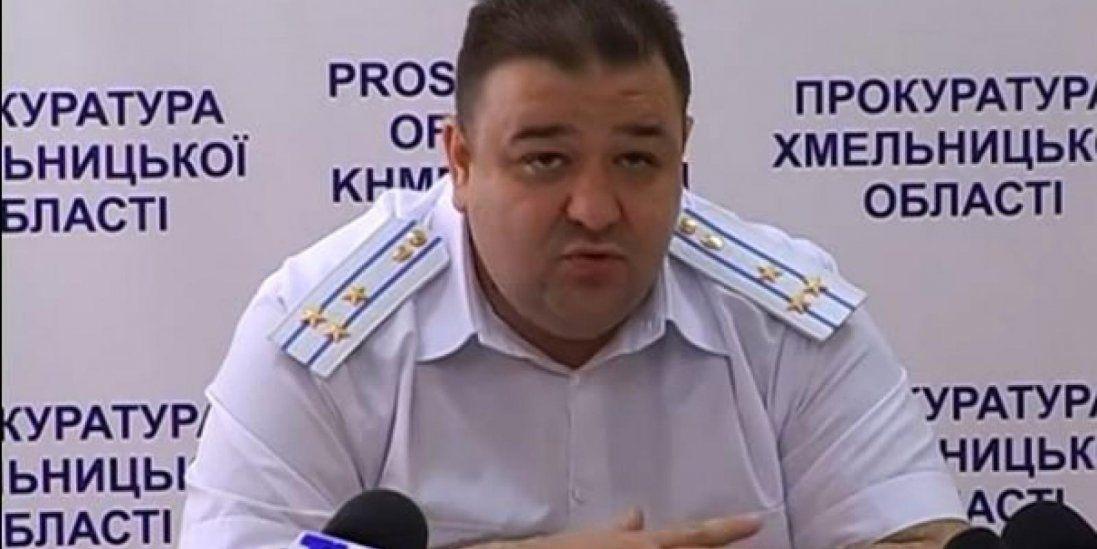 Прокурором Волині стане кум зама Рябошапки (фото)
