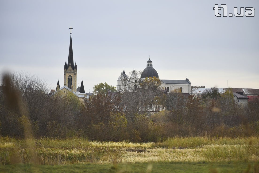 Чарівні фото Гнідавського болота в Луцьку