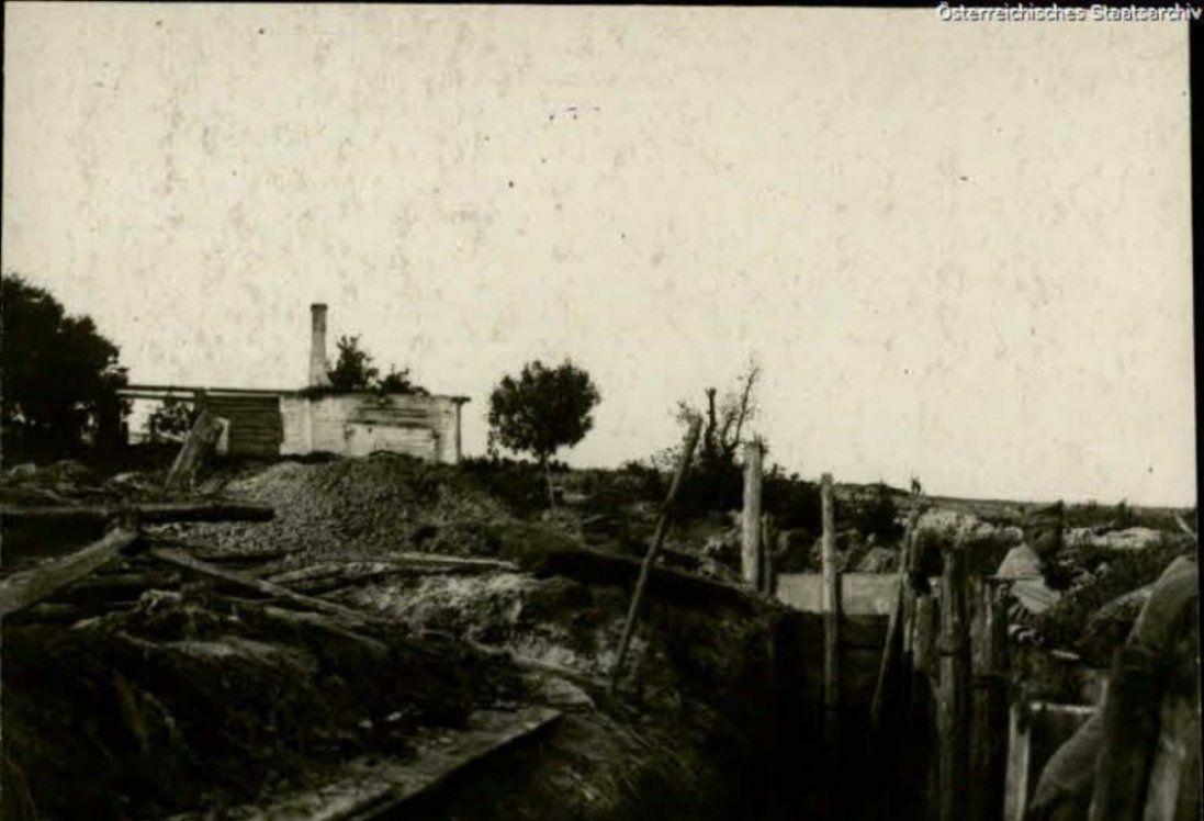 Волинське село 100 років тому (фото)