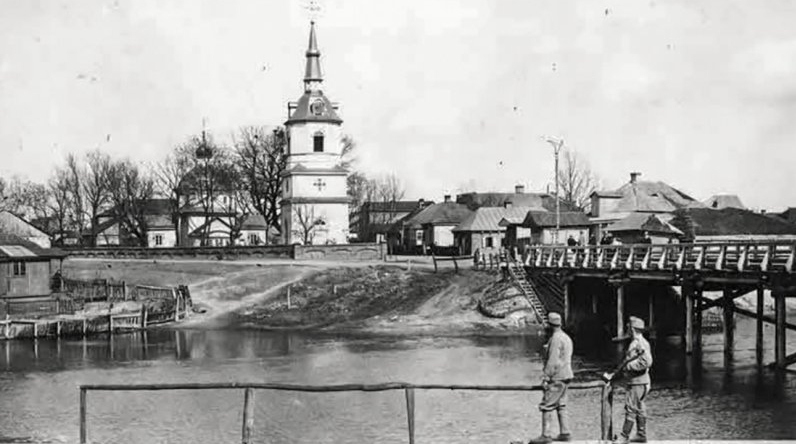 Втрачена ковельська святиня на столітніх фото