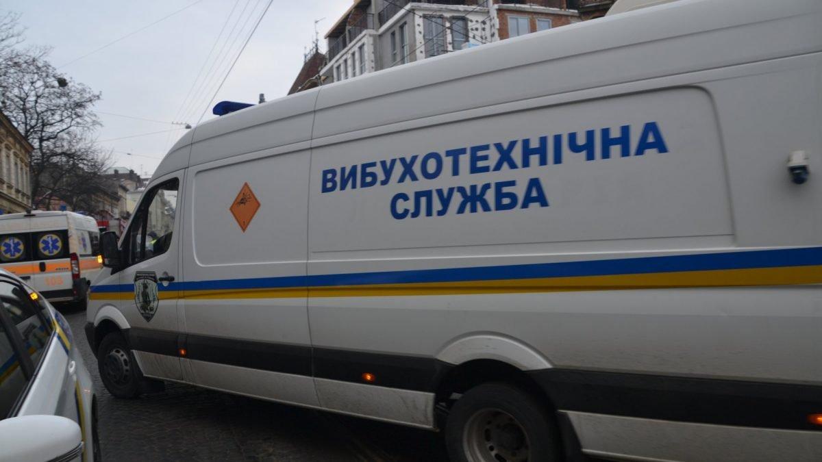 Через замінування у Луцьку евакуювали дитсадок