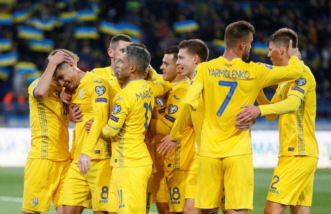 Збірна України дивом вирвала перемогу у важкому матчі з Естонією