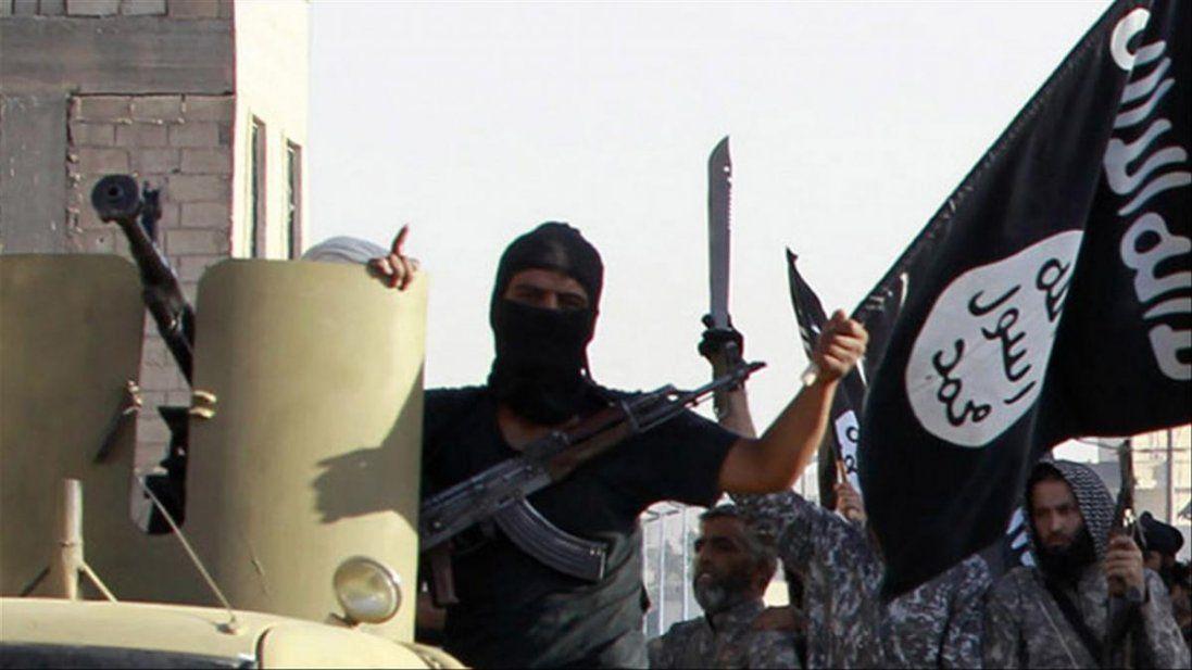 В Україні впіймали лідера ІДІЛ (фото, відео)