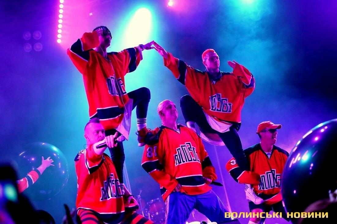 Потап і Mozgi присвятили пісню Луцьку (фото, відео)