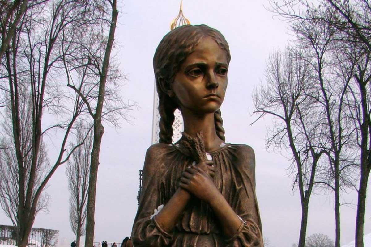 В Україні пом'януть жертв Голодомору