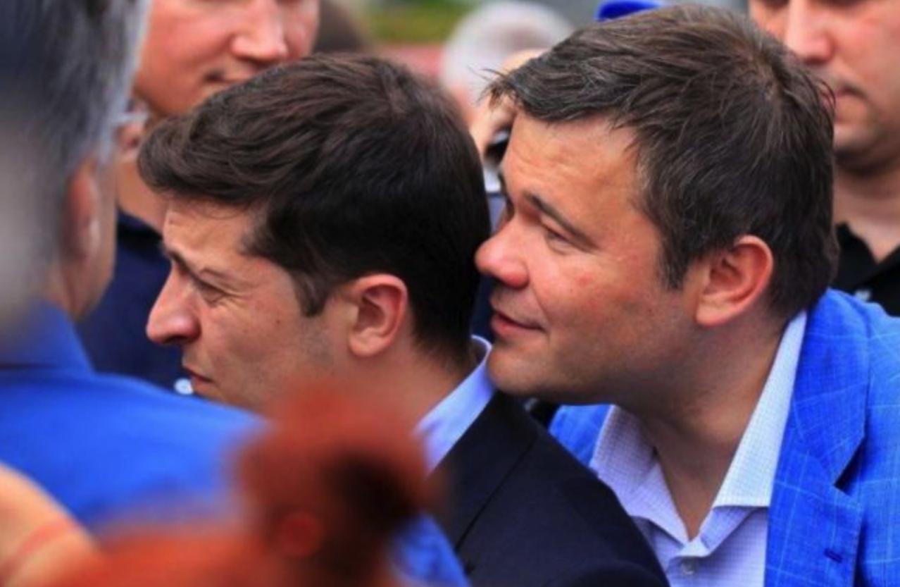 Розслідування: Зеленський незаконно дав Богдану державну охорону