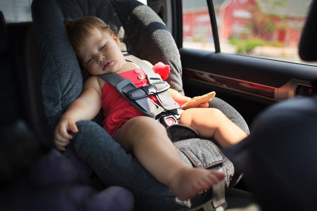 Відсьогодні дітей віком до 4-х років можна возити лише в автобусі, - експерт