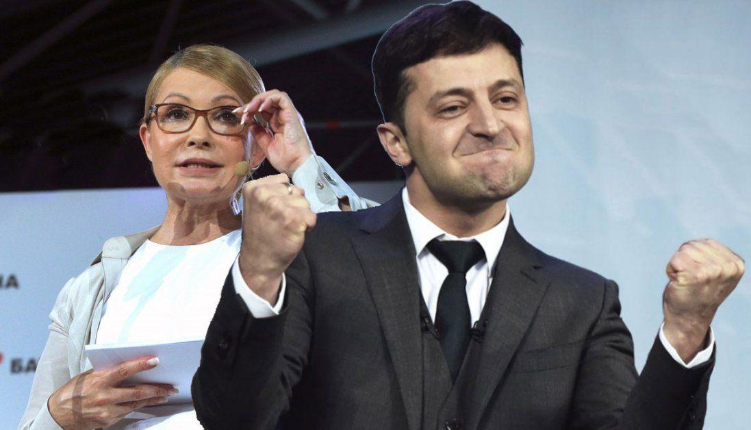 «Можна зі своїм роялем»: Тимошенко знатно потролила Зеленського