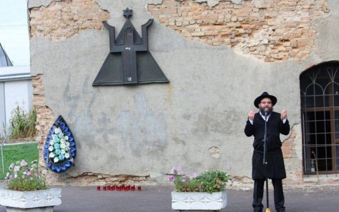 Рабин Луцька закликав повернути синагогу іудеям