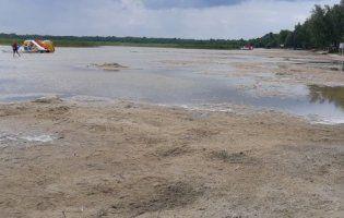 Куди зникає вода зі Світязю: дані вчених шокували