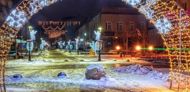 Святкування Нового року в Луцьку обійдеться у 400 тисяч гривень
