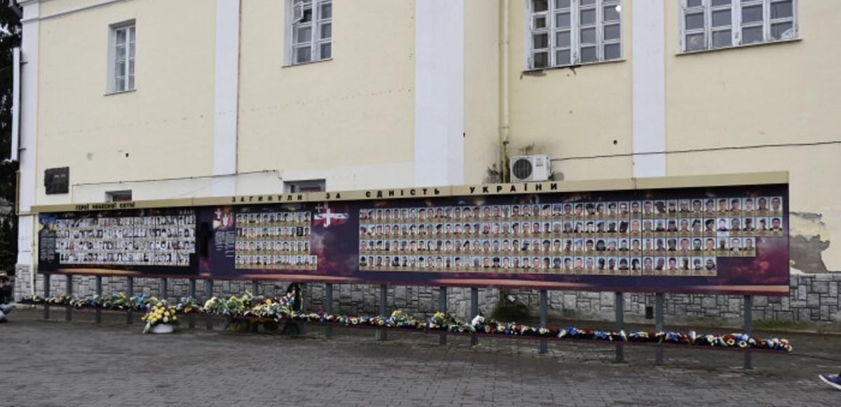 У Луцьку відзначили День Гідності та Свободи (фото)