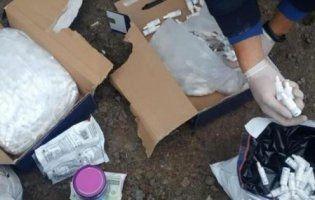 На Волині затримували наркобанду – поліцейський отримав поранення (фото, відео)