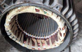 60-річна волинянка заробляє на себе ремонтуючи електродвигуни