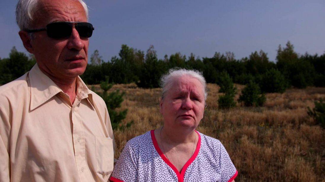Незряча бабуся з Луцька допомогла майже 2000 бійців на фронті (відео)