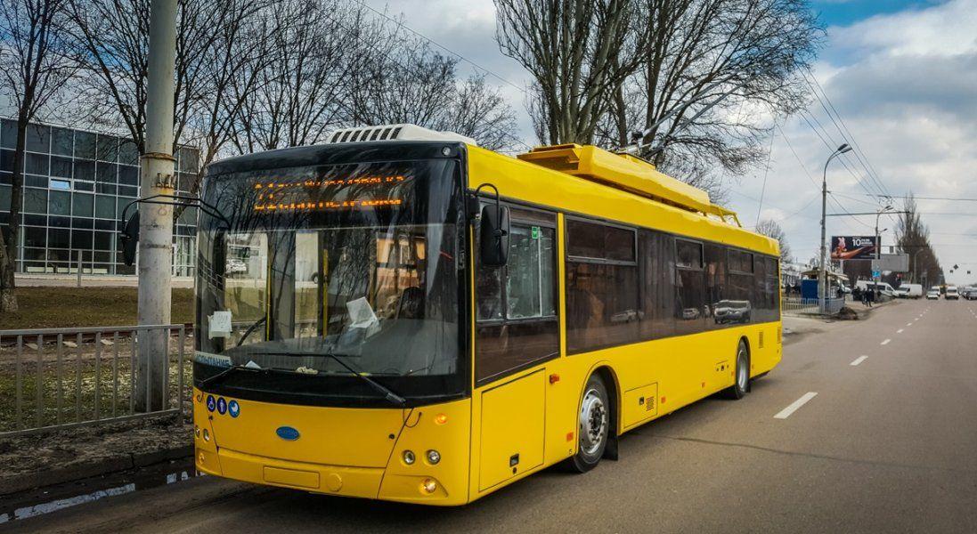 Луцьк купить 30 нових тролейбусів