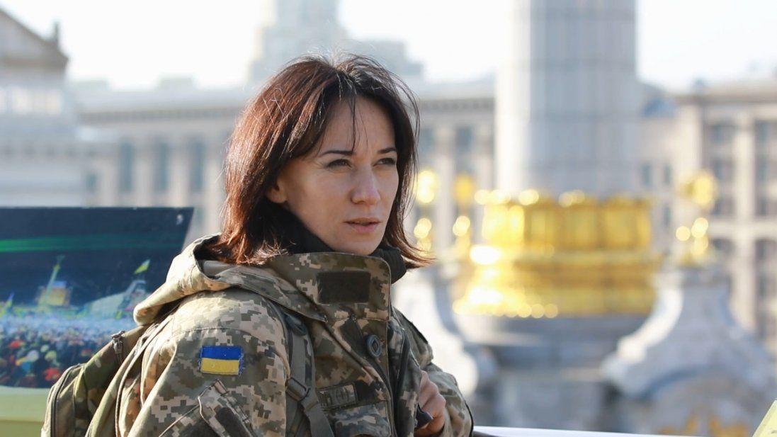 Після критики Зеленського обшукали помешкання волонтерки Марусі Звіробій (відео)