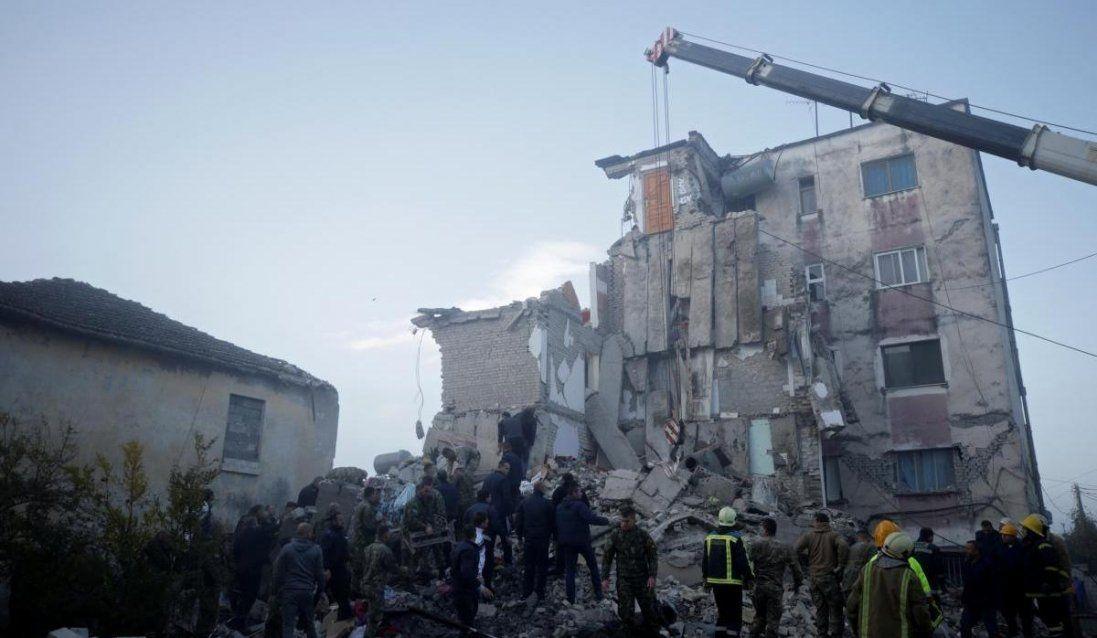 Митрополит Михаїл просить підтримки для постраждалих від землетрусів в Албанії