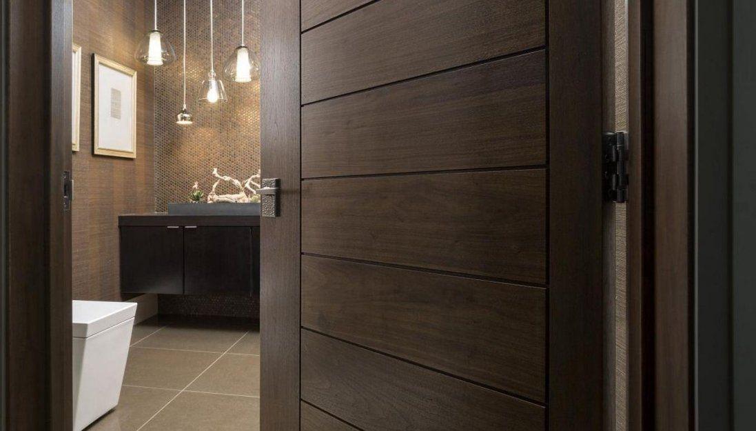 Двері в ванну та туалет: 5 критеріїв правильного вибору