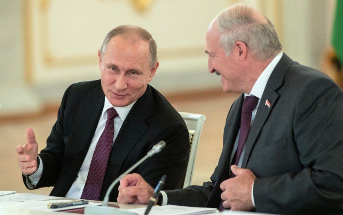 Аншлюс Білорусі? Путін і Лукашенко домовилися про єдиний уряд