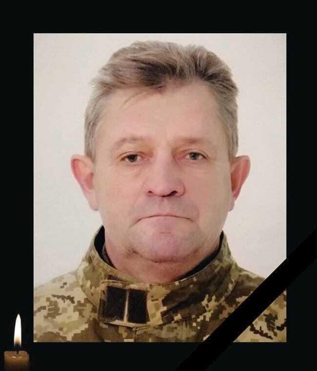 Юрій Хомік, 57 років