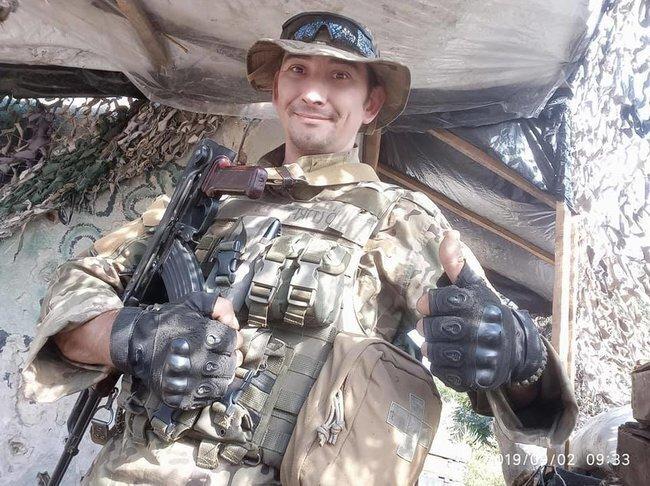 Геннадій Моторін, 37 років