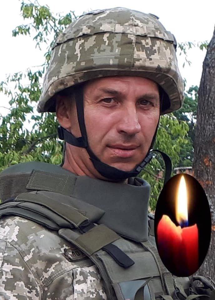 Сергій Подуфалов, 43 роки
