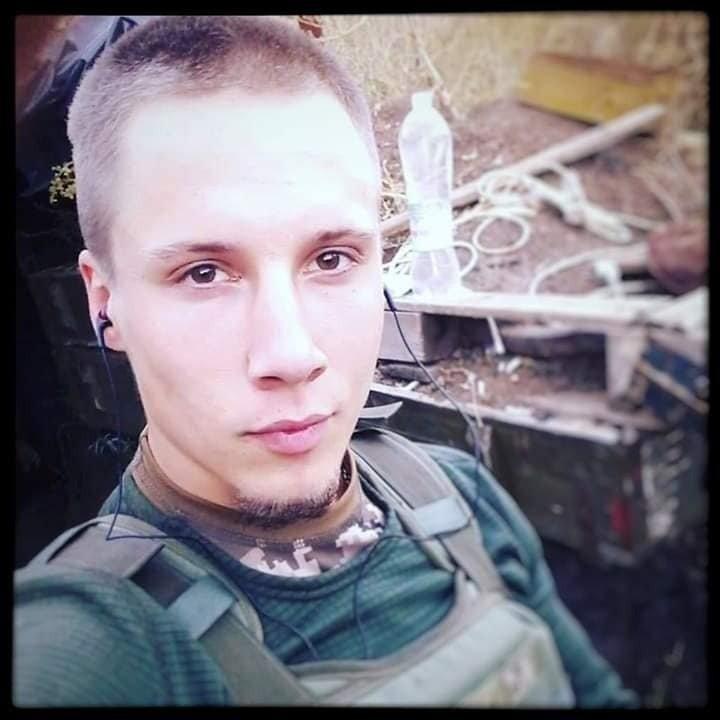 Герман Бродніков, 23 роки