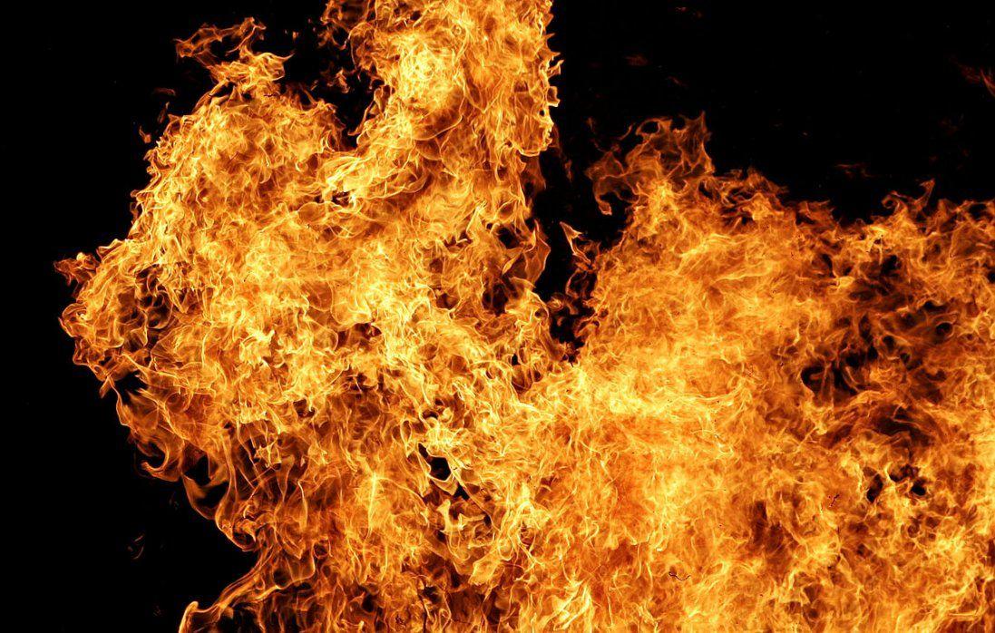 Під час пожежі загинув волинянин