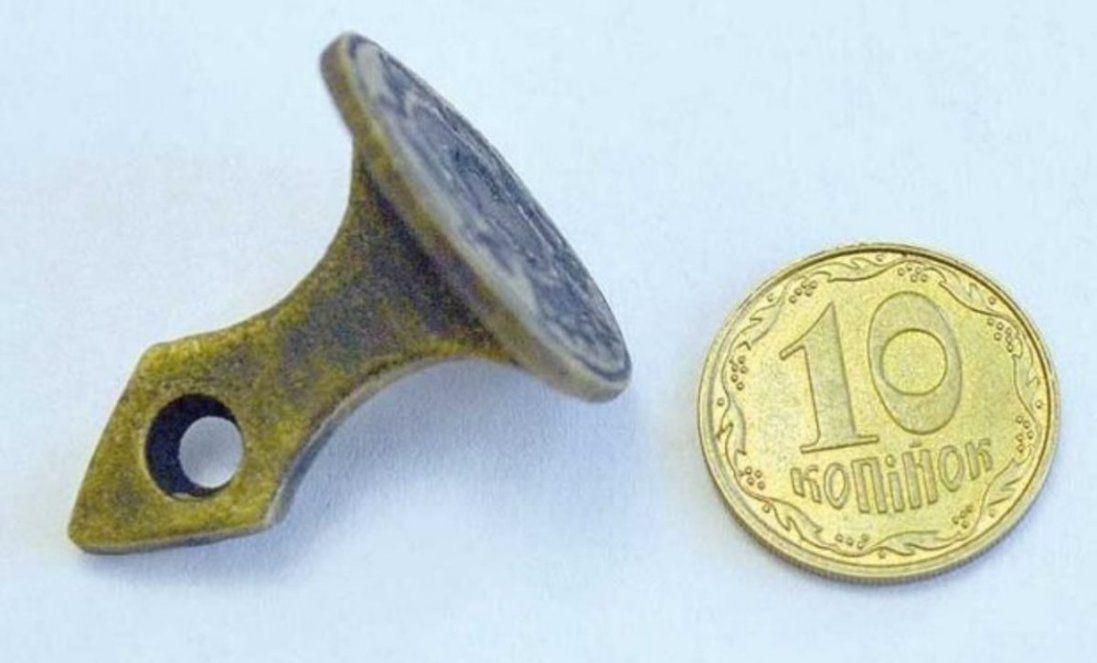 Історична знахідна на Шацьких озерах: печатка ХІХ століття