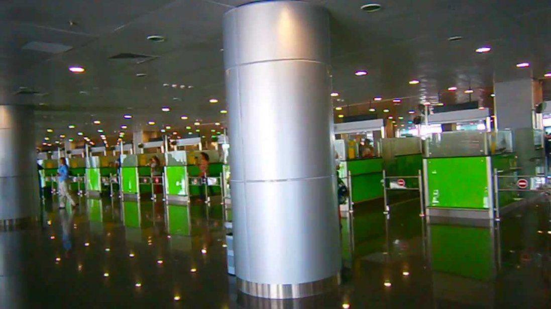 Пасажира з гранатою у багажі затримали в аеропорту «Бориспіль»