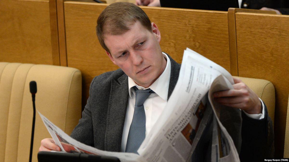 Німецьке громадянство: російський депутат зрадив Путіна